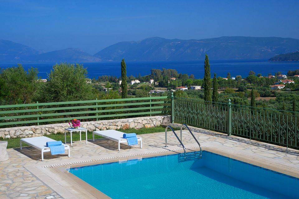Luxury Kefalonia Villa Holidays